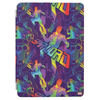 Guardians of the Galaxy | Star-Lord Neon Graphic iPad Air Cover