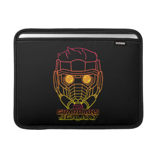 Guardians of the Galaxy | Star-Lord Neon Outline Sleeve For MacBook Air