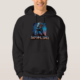Guardians of the Galaxy | Star-Lord On Planet Hoodie