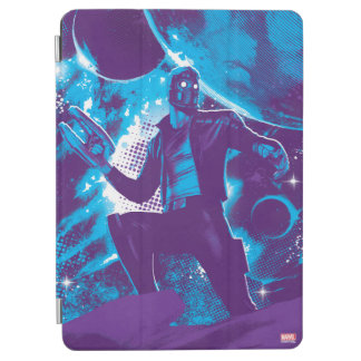 Guardians of the Galaxy | Star-Lord On Planet iPad Air Cover