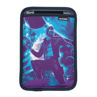 Guardians of the Galaxy | Star-Lord On Planet iPad Mini Sleeve