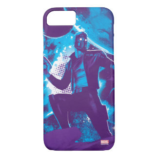 Guardians of the Galaxy | Star-Lord On Planet iPhone 8/7 Case