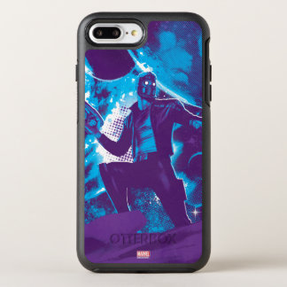 Guardians of the Galaxy | Star-Lord On Planet OtterBox Symmetry iPhone 8 Plus/7 Plus Case