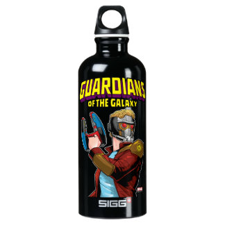 Guardians of the Galaxy | Star-Lord Retro Comic