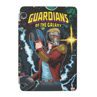 Guardians of the Galaxy | Star-Lord Retro Comic iPad Mini Cover