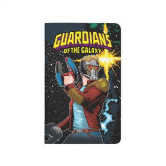 Guardians of the Galaxy | Star-Lord Retro Comic Journal