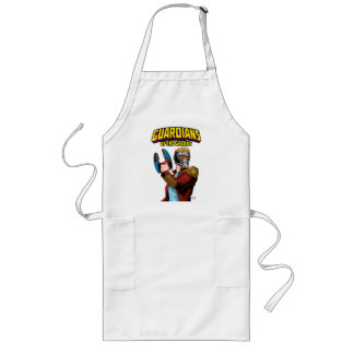 Guardians of the Galaxy | Star-Lord Retro Comic Long Apron