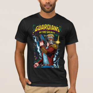 Guardians of the Galaxy | Star-Lord Retro Comic T-Shirt