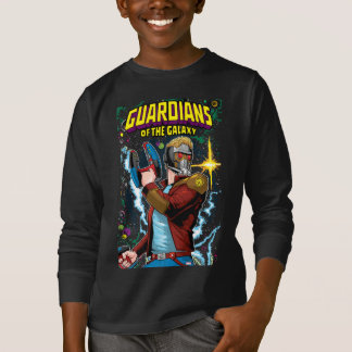Guardians of the Galaxy | Star-Lord Retro Comic T-Shirt
