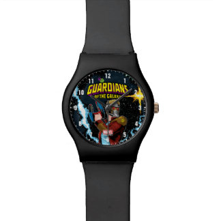Guardians of the Galaxy | Star-Lord Retro Comic Watch