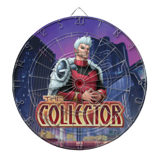 Guardians of the Galaxy | The Collector Dartboard