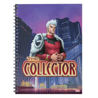 Guardians of the Galaxy | The Collector Spiral Notebook