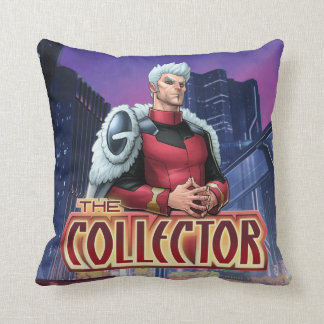 Guardians of the Galaxy | The Collector Throw Pillow