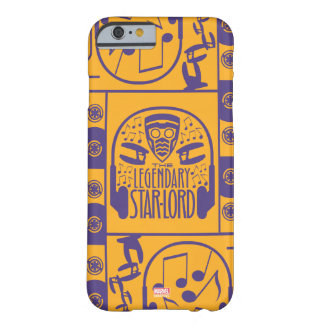 Guardians of the Galaxy | The Legendary Star-Lord Barely There iPhone 6 Case
