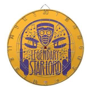 Guardians of the Galaxy | The Legendary Star-Lord Dart Boards