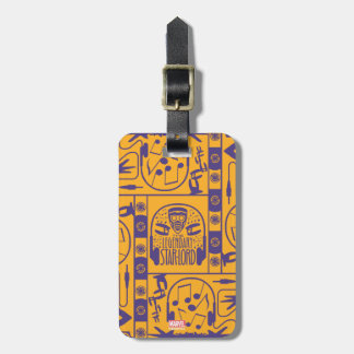 Guardians of the Galaxy | The Legendary Star-Lord Luggage Tag
