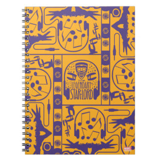 Guardians of the Galaxy | The Legendary Star-Lord Notebooks