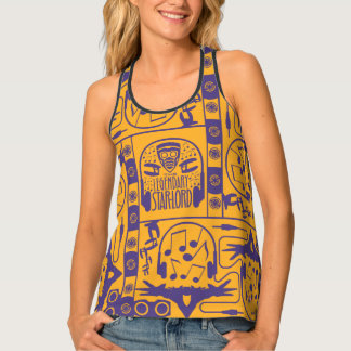Guardians of the Galaxy | The Legendary Star-Lord Tank Top