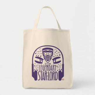 Guardians of the Galaxy | The Legendary Star-Lord Tote Bag