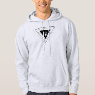 Guardians of the Galaxy | Triangle Logo Badge Hoodie