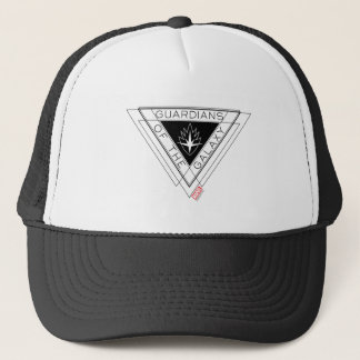 Guardians of the Galaxy | Triangle Logo Badge Trucker Hat