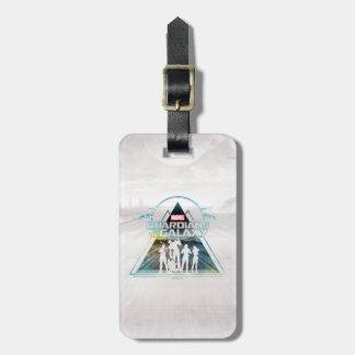 Guardians of the Galaxy | Triangle Outline Crew Luggage Tag