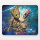 Guardians of the Galaxy Vol. 2 | Groot With Tape Mouse Pad