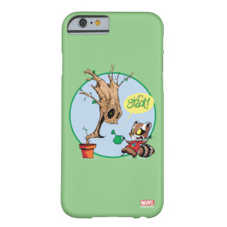 Guardians of the Galaxy | Watering Groot Barely There iPhone 6 Case