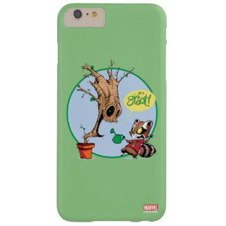 Guardians of the Galaxy | Watering Groot Barely There iPhone 6 Plus Case