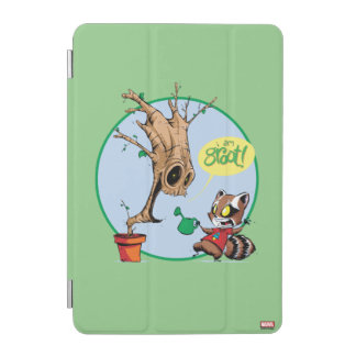 Guardians of the Galaxy | Watering Groot iPad Mini Cover