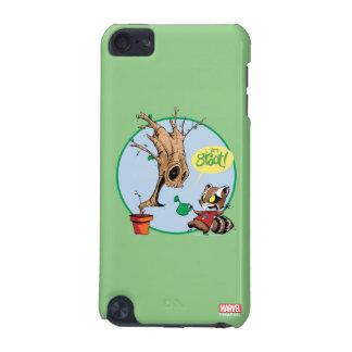 Guardians of the Galaxy | Watering Groot iPod Touch 5G Case