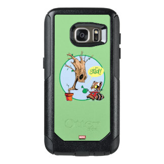 Guardians of the Galaxy | Watering Groot OtterBox Samsung Galaxy S7 Case