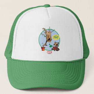 Guardians of the Galaxy | Watering Groot Trucker Hat
