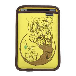 Guardians of the Galaxy | We Are Groot Branches iPad Mini Sleeve