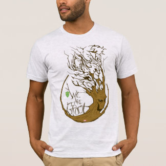 Guardians of the Galaxy | We Are Groot Branches T-Shirt