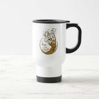 Guardians of the Galaxy   We Are Groot Branches Travel Mug