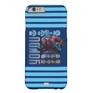Guardians of the Galaxy | Yondu Character Badge Barely There iPhone 6 Case