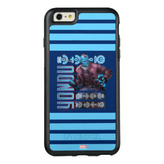 Guardians of the Galaxy | Yondu Character Badge OtterBox iPhone 6/6s Plus Case