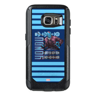 Guardians of the Galaxy | Yondu Character Badge OtterBox Samsung Galaxy S7 Case