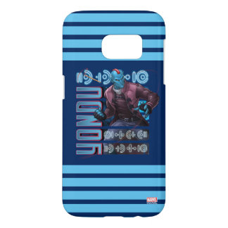 Guardians of the Galaxy | Yondu Character Badge Samsung Galaxy S7 Case