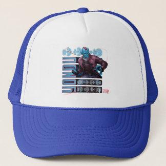 Guardians of the Galaxy | Yondu Character Badge Trucker Hat