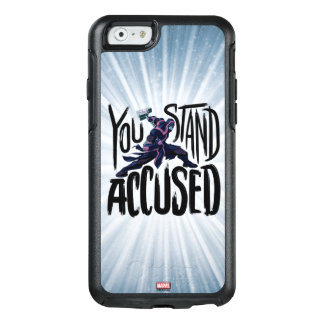 Guardians of the Galaxy | You Stand Accused OtterBox iPhone 6/6s Case