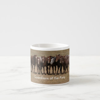 Guardians of the Pony coffee mug