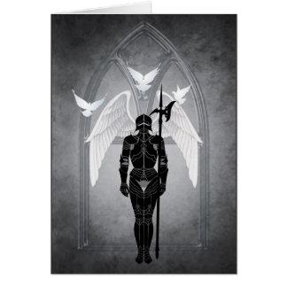 Guarding Heaven's Gate Card