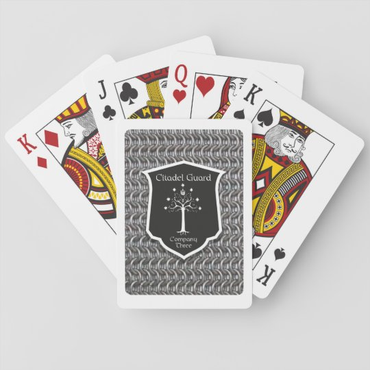 Guards Cards
