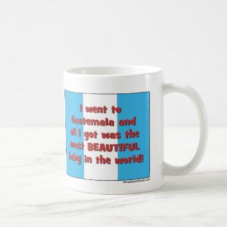 Guatemala Adoption Coffee Mug