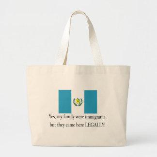 Guatemala Canvas Bags