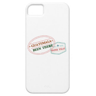 Guatemala Been There Done That Case For The iPhone 5