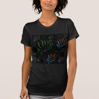 Guatemala black amazing Folk design T-Shirt