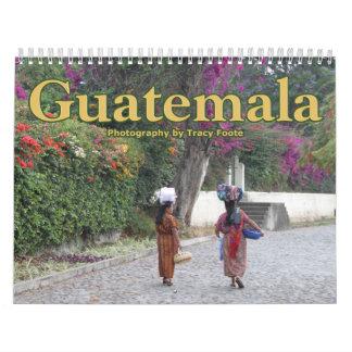 Guatemala Calendar 2017